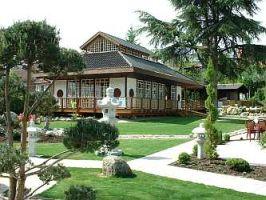 Wellness Garten Hotel Heusser